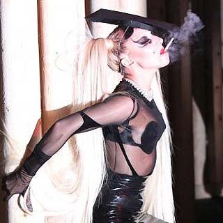 Government Hooker Lady GaGa