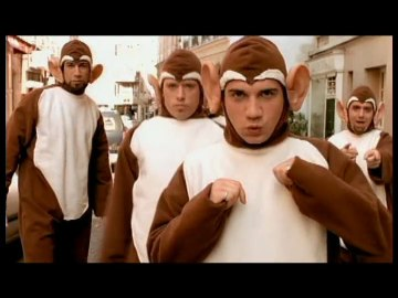 The bad touch (Канал Дискавери) The BloodHoundGang