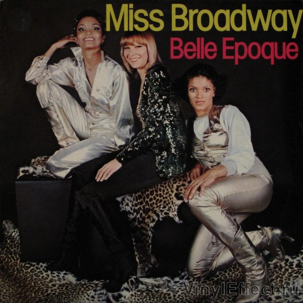 Miss Broadway Belle Epoque